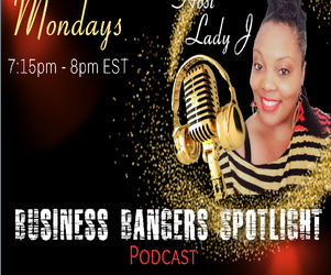 Radio Podcast Interview with Business Bangers