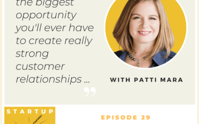 Podcast Interview: The Opportunity In Change For Strong Customer Relations with Patti Mara
