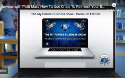 Podcast Interview: How To Use Crisis To Reinvent Your Business