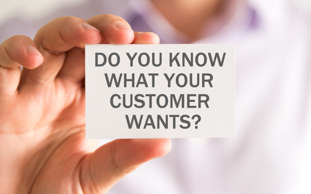Seeing Your Business Through the Customer's Eyes